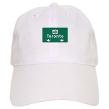 Toronto, Canada Hwy Sign Hat