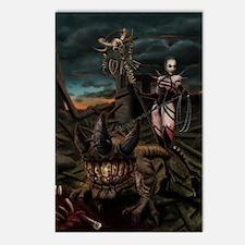 Doxy de Oblivion Postcards (Package of 8)
