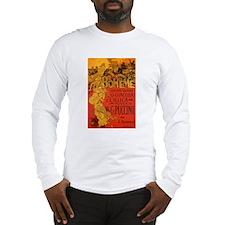 Vintage La Boheme Opera Long Sleeve T-Shirt