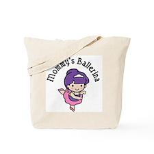 Mommy's Ballerina Tote Bag