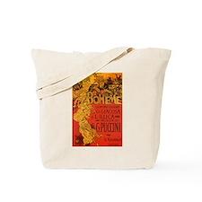 Vintage La Boheme Opera Tote Bag
