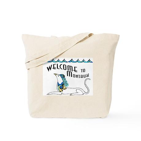 Montauk Monster - Tote Bag