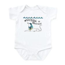 Montauk Monster - Infant Bodysuit