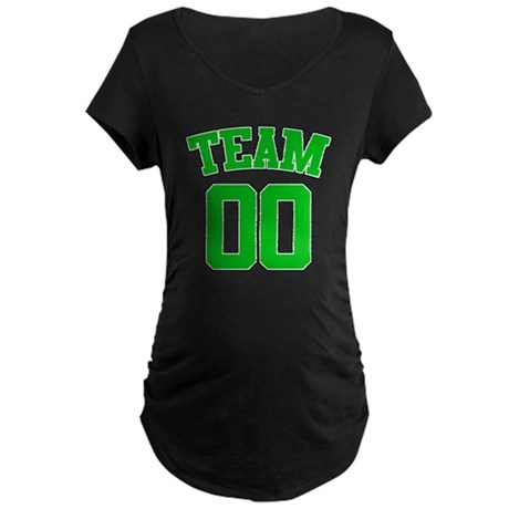 Generic Team Maternity Dark T-Shirt