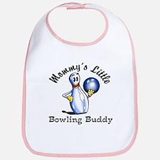 Mommy's Little Bowling Buddy Bib