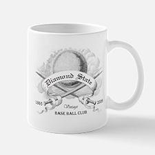 DiamondStateBBCLogo Mugs