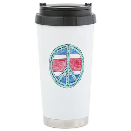 Pure Life Stainless Steel Travel Mug