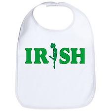 Irish Dancer Bib