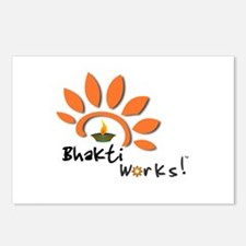 Bhakti Works! Postcards (Package of 8)