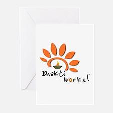 Bhakti Works! Greeting Cards (Pk of 20)
