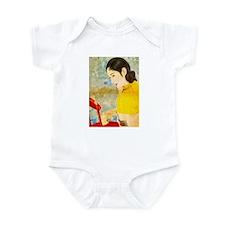 Asian Infant Bodysuit