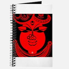 Shrinathji Art in Red Journal