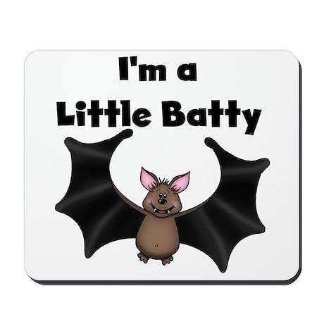 Batty Halloween Mousepad