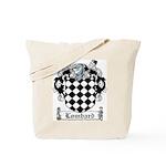 Lombard Coat of Arms Tote Bag