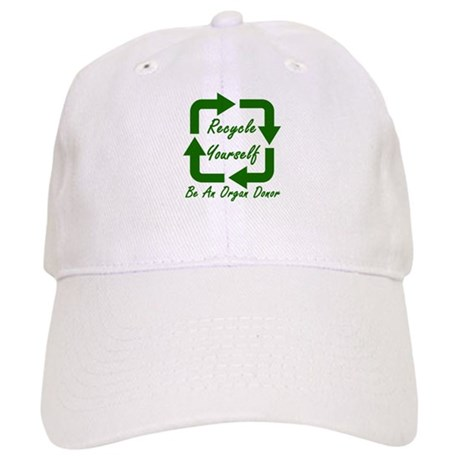 Recycle Yourself Cap