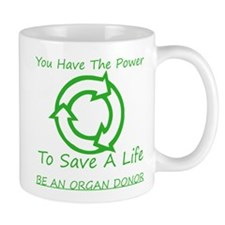 Power To Save Mug