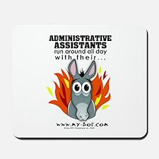 Administrative Assistants Mousepad