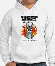 Administrative Assistants Hoodie