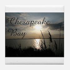 CHESAPEAKE BAY Tile Coaster