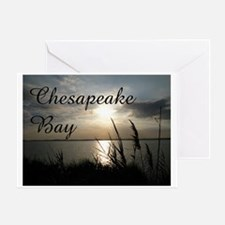 CHESAPEAKE BAY Greeting Card