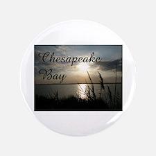 "CHESAPEAKE BAY 3.5"" Button"