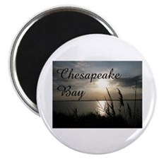 "CHESAPEAKE BAY 2.25"" Magnet (10 pack)"