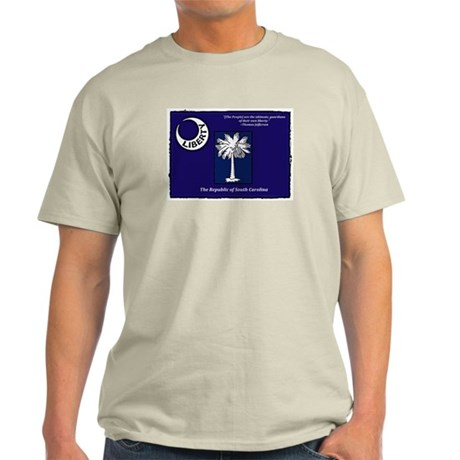 Republic of South Carolina Ap Light T-Shirt