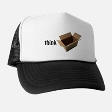 Cute Box Trucker Hat