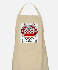 Lucas Coat of Arms BBQ Apron