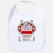 Lucas Coat of Arms Bib