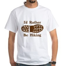 Rather Be Hiking Shirt