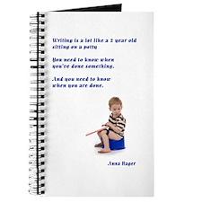 Anna's Salty Sayings Journal