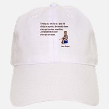 Anna's Salty Sayings Baseball Baseball Cap