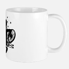 Cyclist Crash Mug