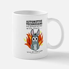 Automotive Technicians Mug