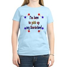 Laurie's Custom Son-in-law Homecoming T-Shirt