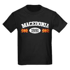 Macedonia 1991 T