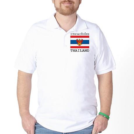 Thailand Golf Shirt