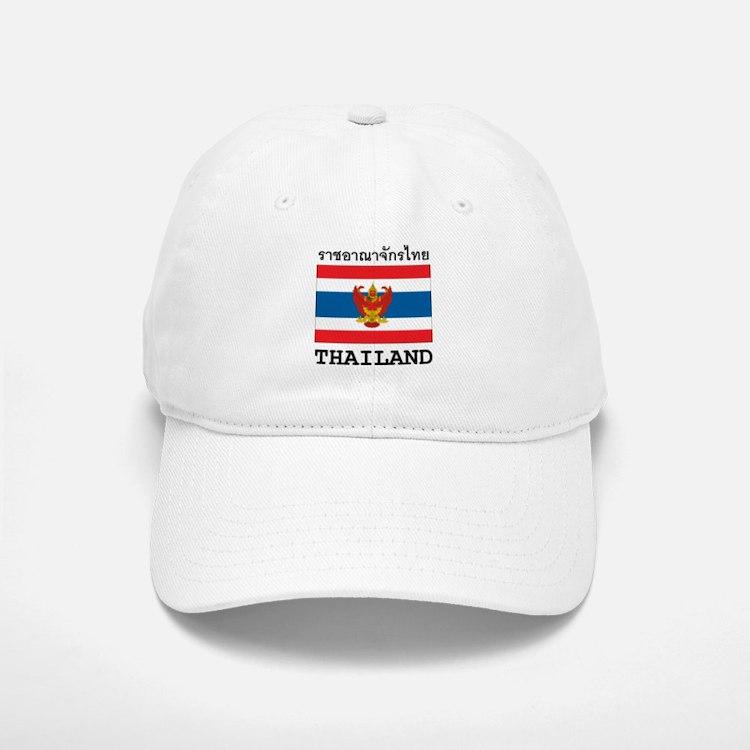 Thailand Baseball Baseball Cap