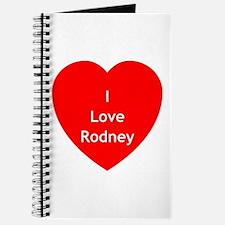 SGA Love Rodney Journal