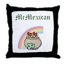 Cute Hispanic Throw Pillow