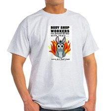 Body Shop Workers T-Shirt