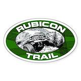 Rubicon Bumper Stickers
