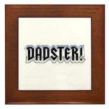 DADSTER Framed Tile