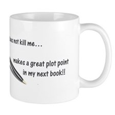 Writer's Life Coffee Mug