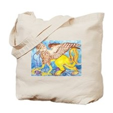 Gryphon Yarns Tote Bag