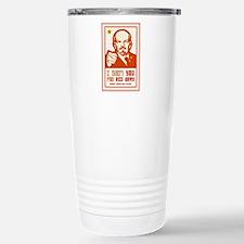 Soviet Red Army I Want You Travel Mug
