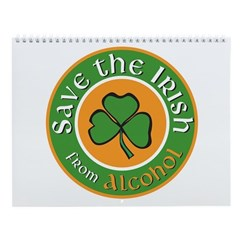 Save The Irish 2 Wall Calendar