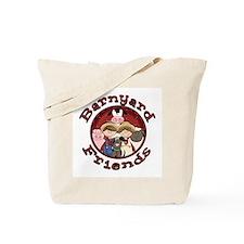 Barnyard Friends Tote Bag