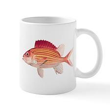 Red Fish Mug